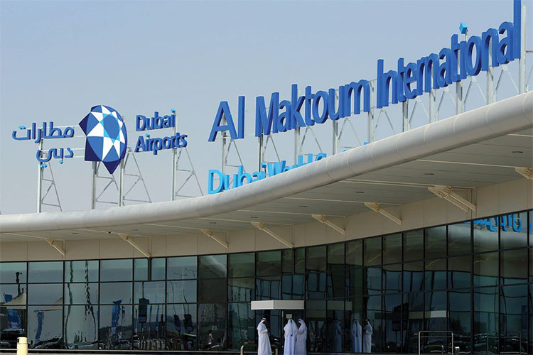 Al Maktoum International Air Port