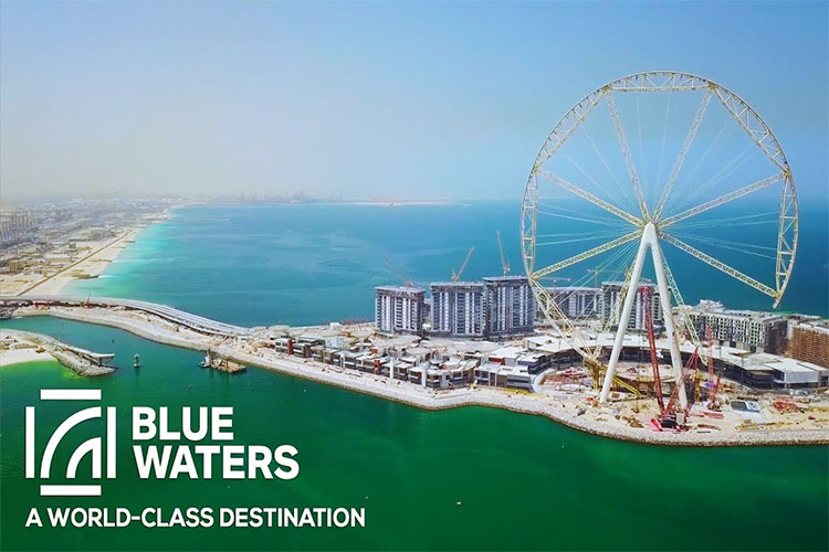 Bluewaters Island, Dubai