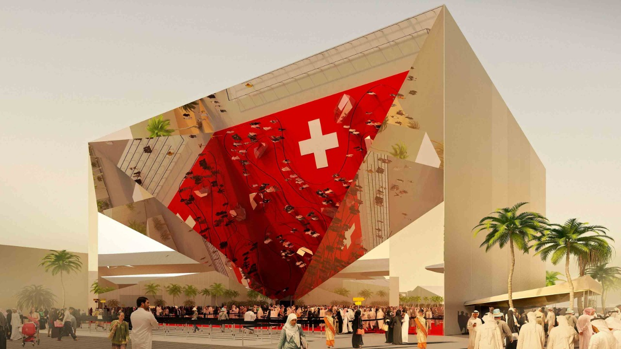 Switzerland Expo Dubai 2020
