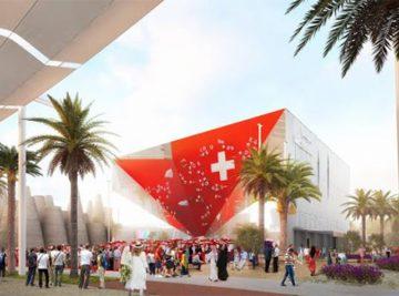 Switzerland pavilion Expo 2020 Dubai