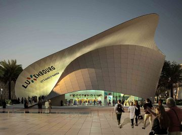 Luxembourg Pavilion Expo 2020